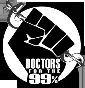Médicos para el 99%, Nueva York, Nueva York, EUA