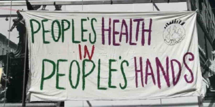 People´s Health Movement https://iahponline.wordpress.com/2020/10/15/urgent-call-for-action-on-covid-19-technologies-statement-by-peoples-health-movement/